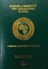 Passport of Nigeria