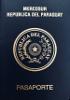 Passport of Paraguay