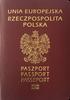 Passport of Poland
