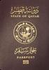 Passport of Qatar
