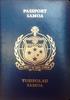 Passport of Samoa