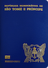 Passport of São Tomé and Príncipe