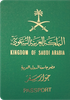 Passport of Saudi Arabia