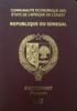 Passport of Senegal