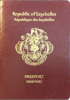 Passport of Seychelles