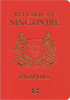Passport of Singapore