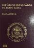 Passport of Timor-Leste