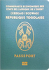 Passport of Togo