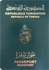 Passport of Tunisia