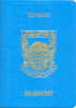 Passport of Tuvalu