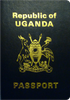 Passport of Uganda