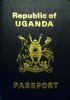 Passport of Uganda