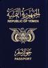 Passport of Yemen