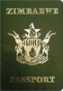 Passport of Zimbabwe