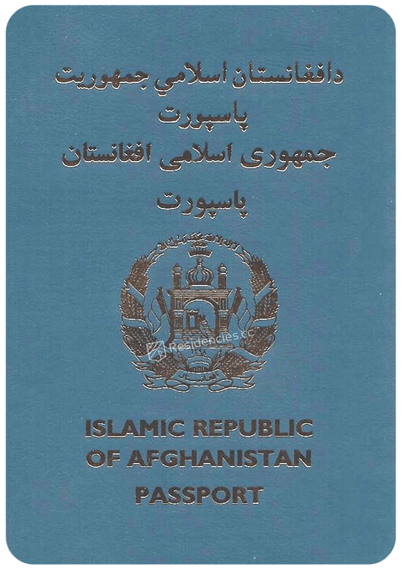 Passport of Afghanistan, henley passport index, arton capital's passport index 2020