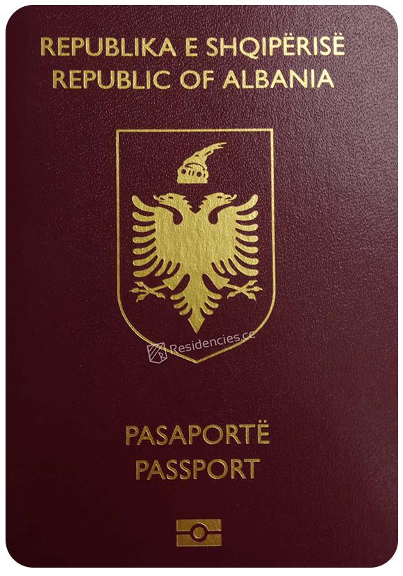 Passport of Albania, henley passport index, arton capital's passport index 2020