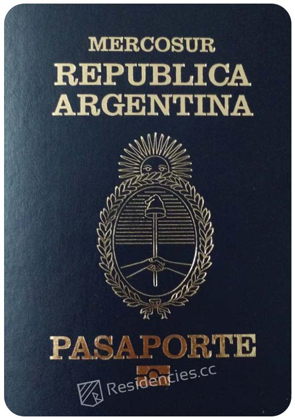 Passport of Argentina, henley passport index, arton capital's passport index 2020