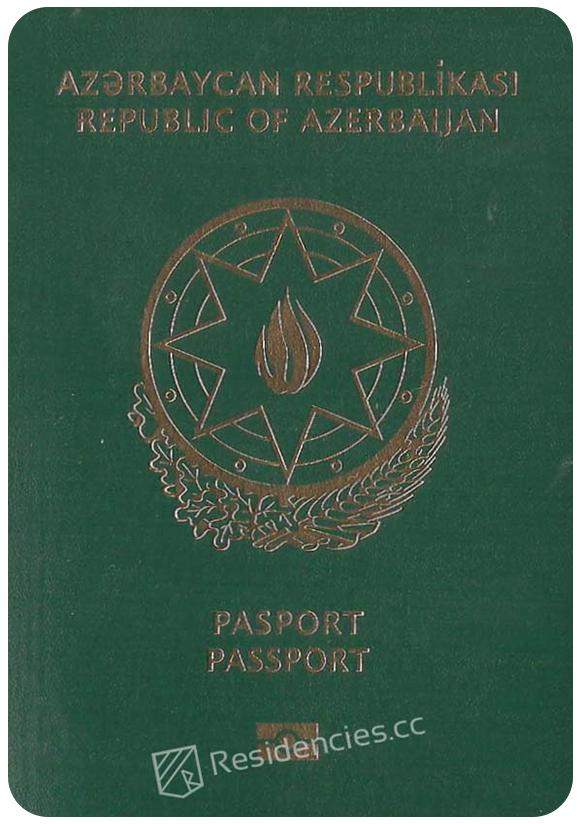 Passport of Azerbaijan, henley passport index, arton capital's passport index 2020