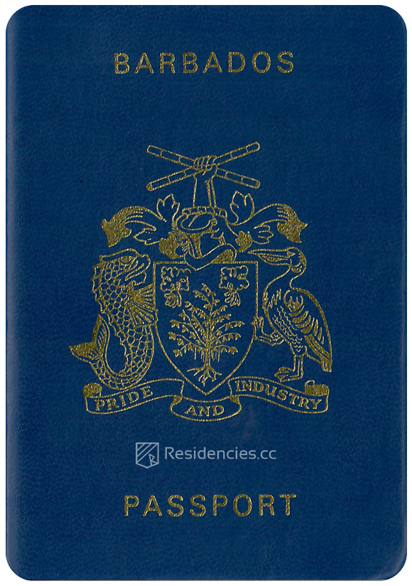 Passport of Barbados, henley passport index, arton capital's passport index 2020