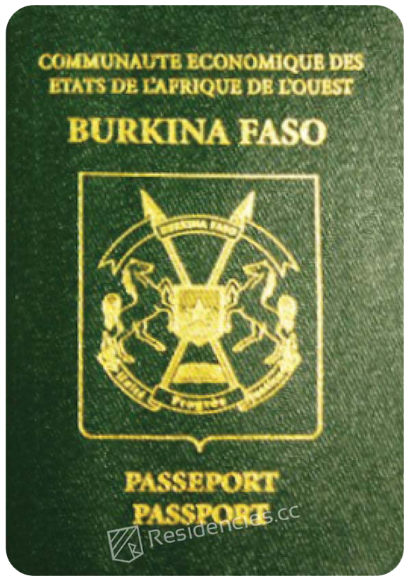 Passport of Burkina Faso, henley passport index, arton capital's passport index 2020