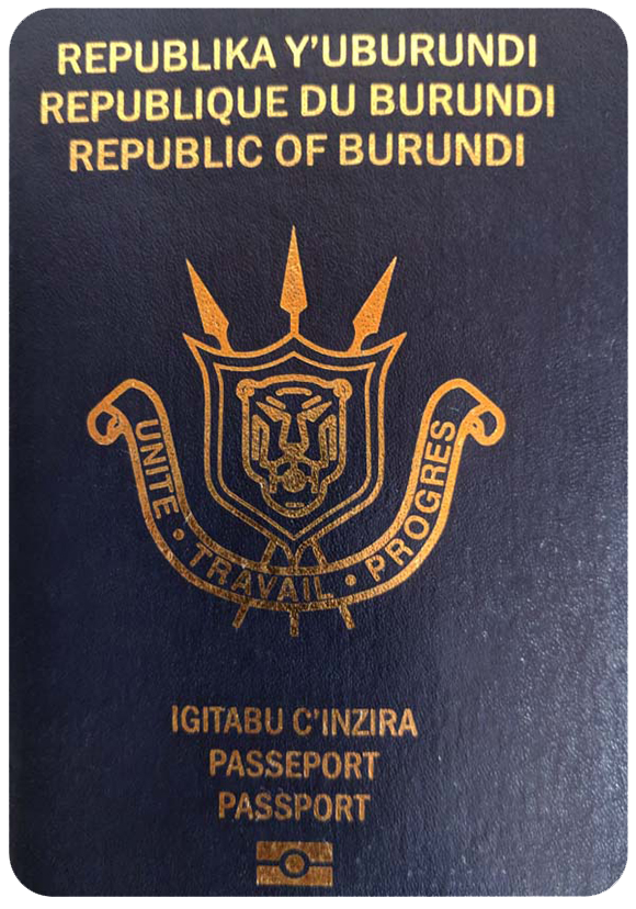 Passport of Burundi, henley passport index, arton capital's passport index 2020