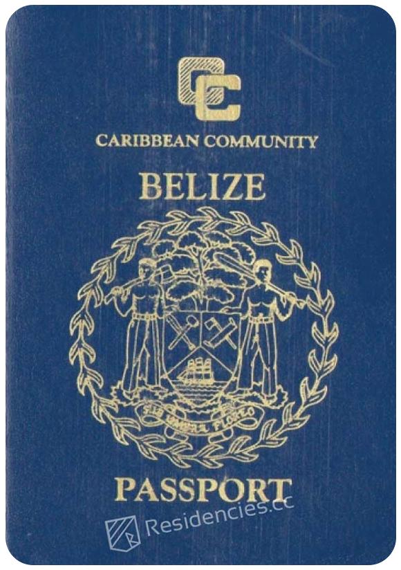 Passport of Belize, henley passport index, arton capital's passport index 2020