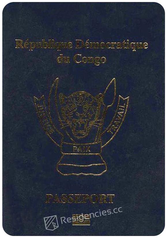 Passport of Congo (Dem. Rep.), henley passport index, arton capital's passport index 2020