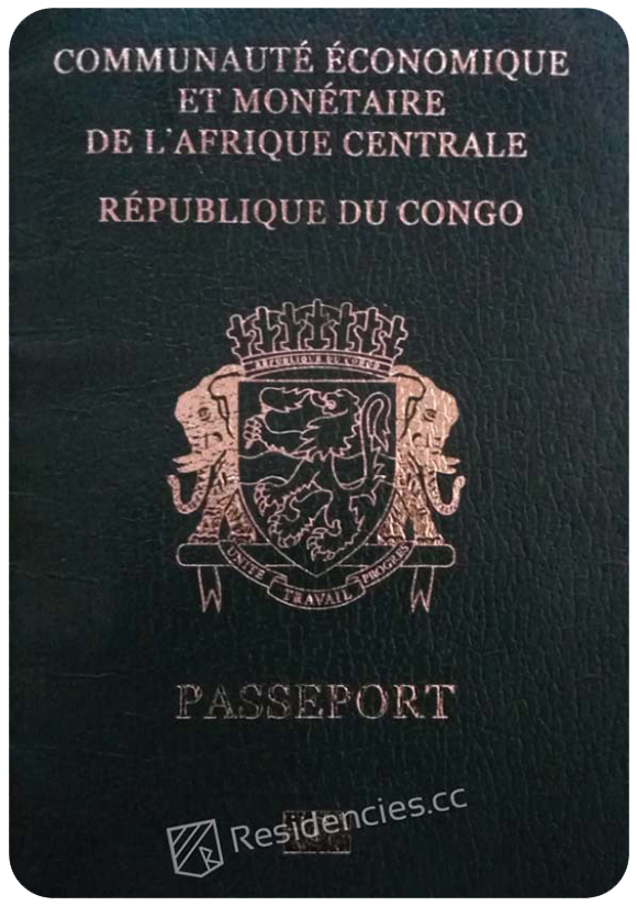Passport of Congo, henley passport index, arton capital's passport index 2020