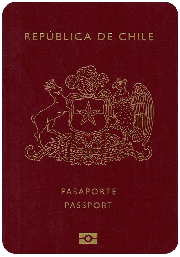 Passport of Chile, henley passport index, arton capital's passport index 2020