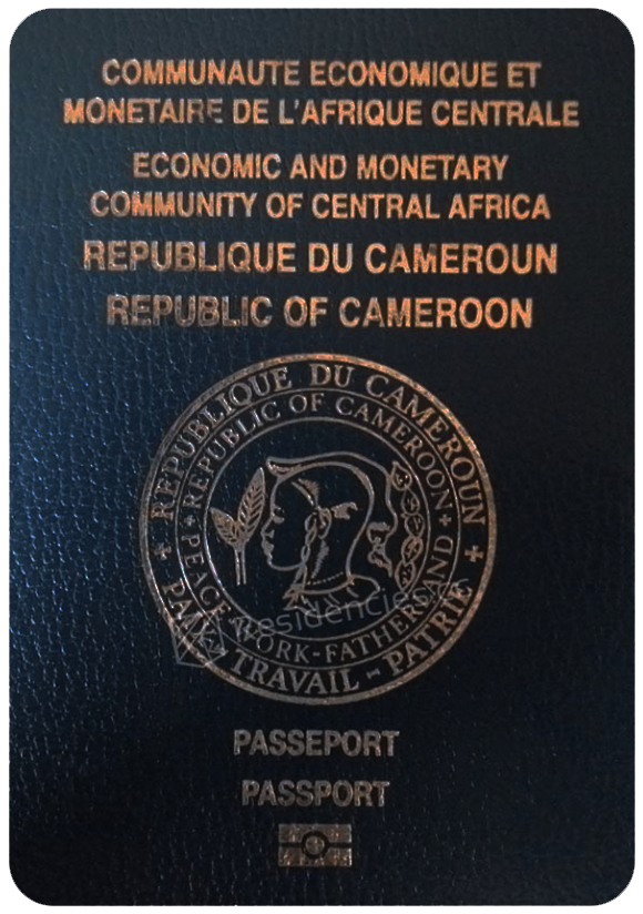 Passport of Cameroon, henley passport index, arton capital's passport index 2020
