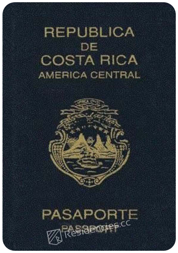 Passport of Costa Rica, henley passport index, arton capital's passport index 2020