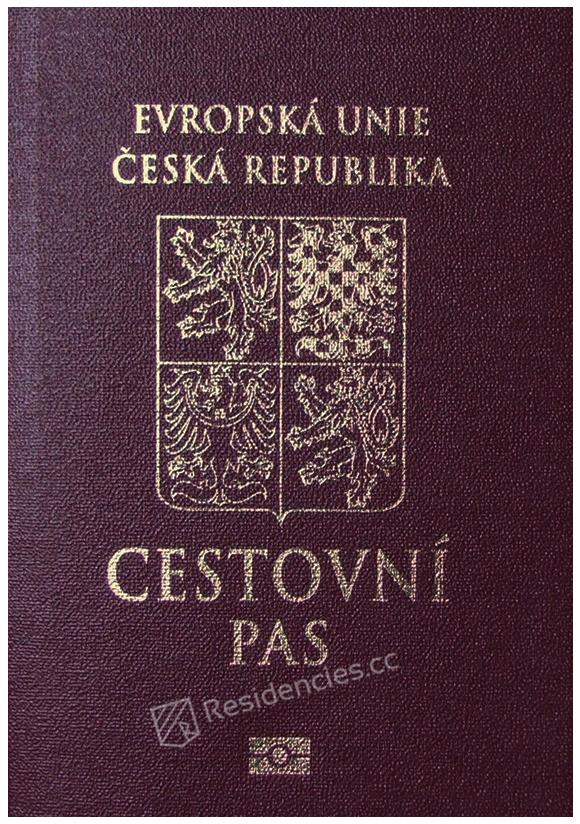 Passport of Czech Republic, henley passport index, arton capital's passport index 2020