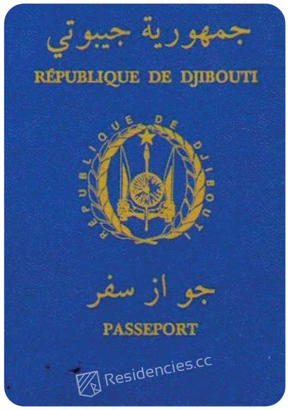 Passport of Djibouti, henley passport index, arton capital's passport index 2020