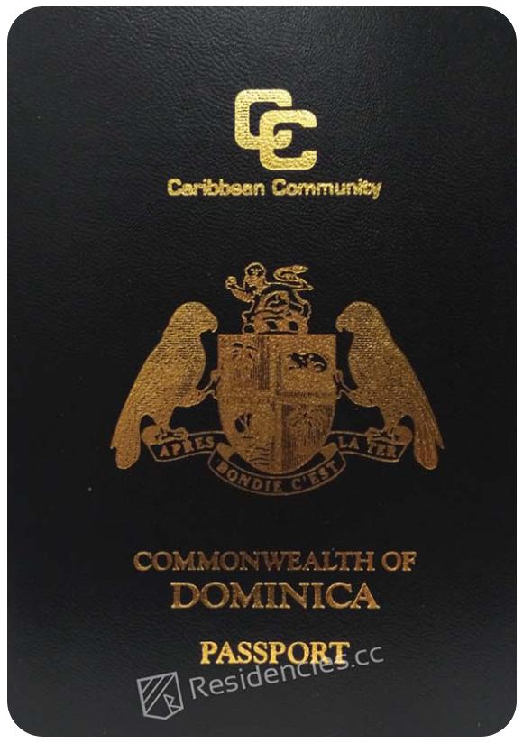 Passport of Dominica, henley passport index, arton capital's passport index 2020