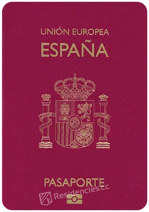 Passport of Spain, henley passport index, arton capital's passport index 2020