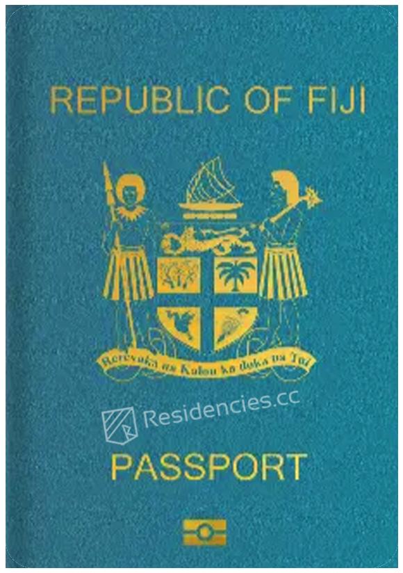 Passport of Fiji, henley passport index, arton capital's passport index 2020