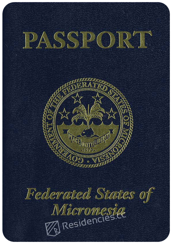 Passport of Micronesia, henley passport index, arton capital's passport index 2020