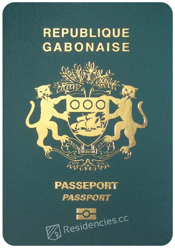 Passport of Gabon, henley passport index, arton capital's passport index 2020