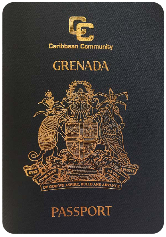 Passport of Grenada, henley passport index, arton capital's passport index 2020