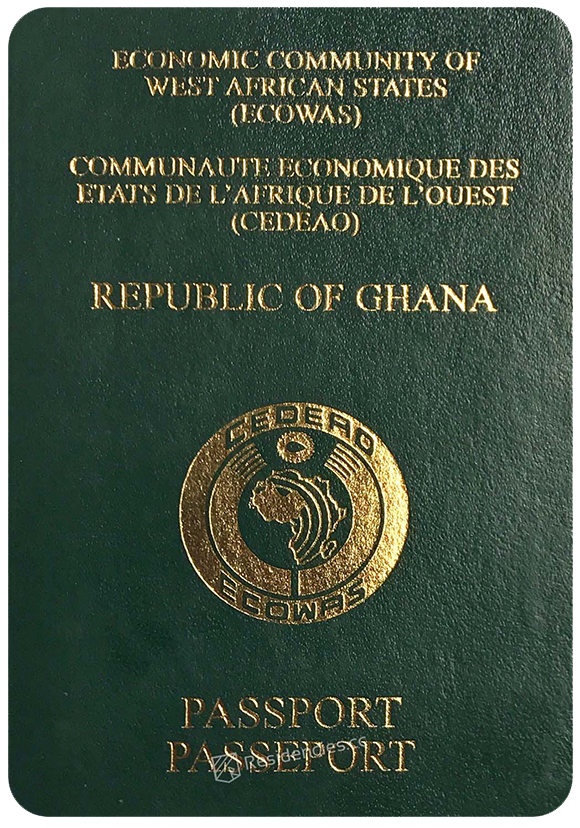Passport of Ghana, henley passport index, arton capital's passport index 2020