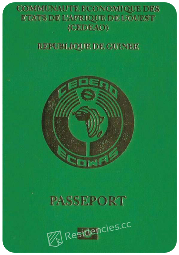 Passport of Guinea, henley passport index, arton capital's passport index 2020