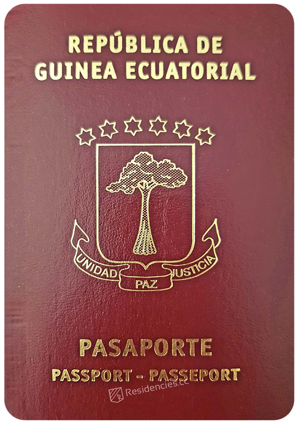 Passport of Equatorial Guinea, henley passport index, arton capital's passport index 2020