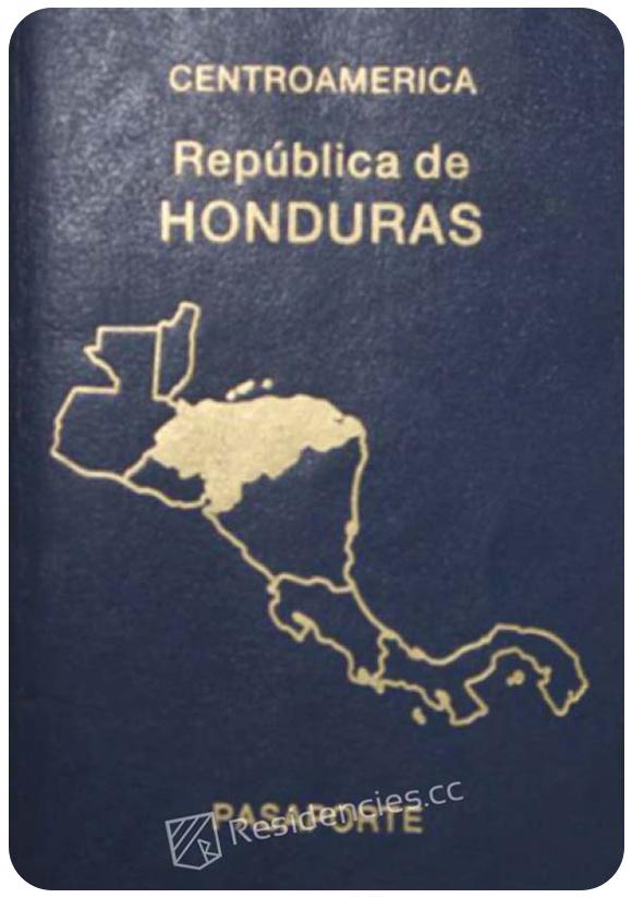 Passport of Honduras, henley passport index, arton capital's passport index 2020