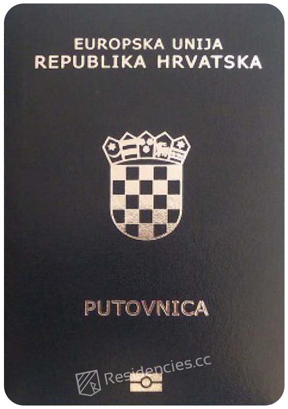 Passport of Croatia, henley passport index, arton capital's passport index 2020