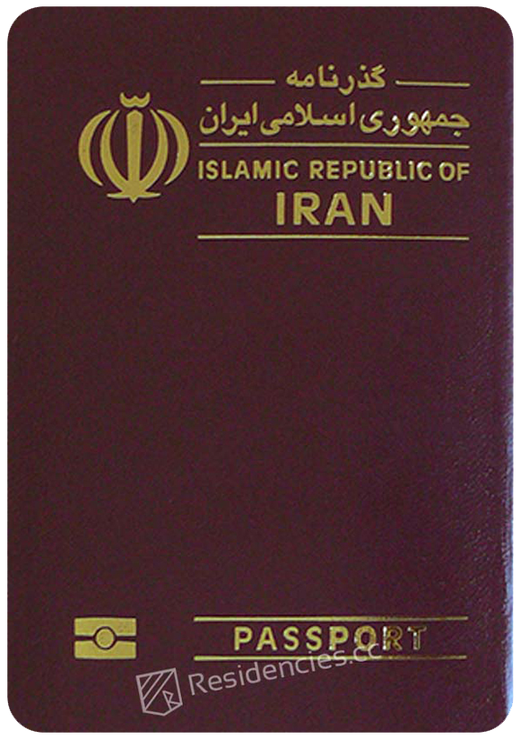 Passport of Iran, henley passport index, arton capital's passport index 2020