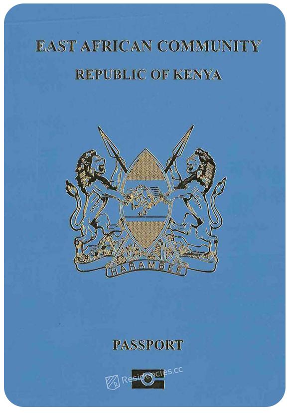 Passport of Kenya, henley passport index, arton capital's passport index 2020