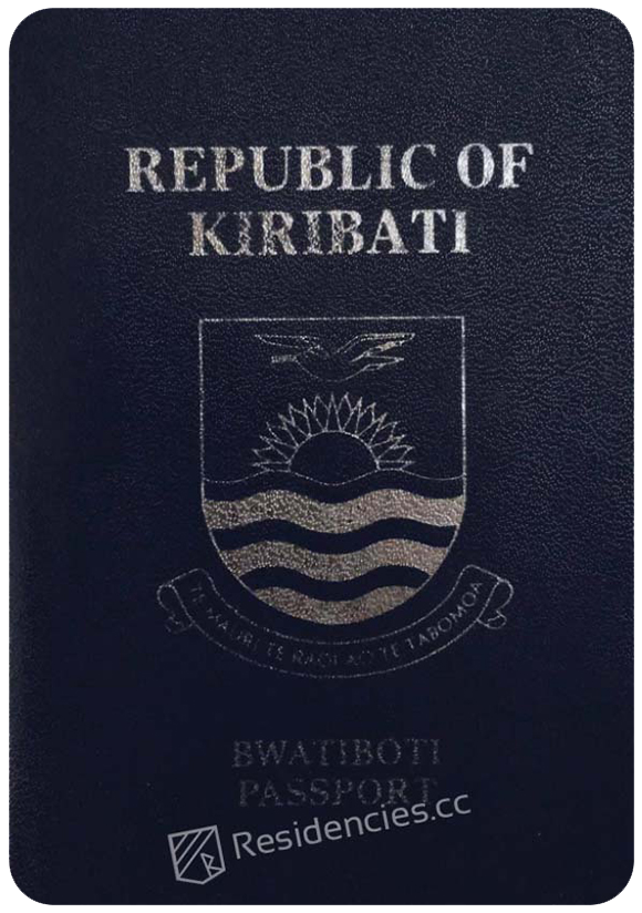 Passport of Kiribati, henley passport index, arton capital's passport index 2020