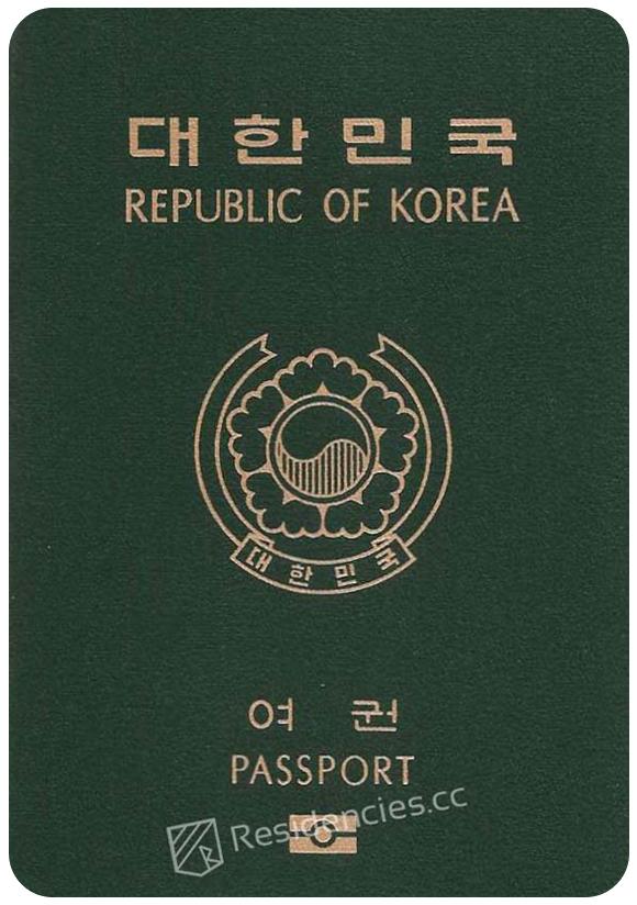 Passport of South Korea, henley passport index, arton capital's passport index 2020