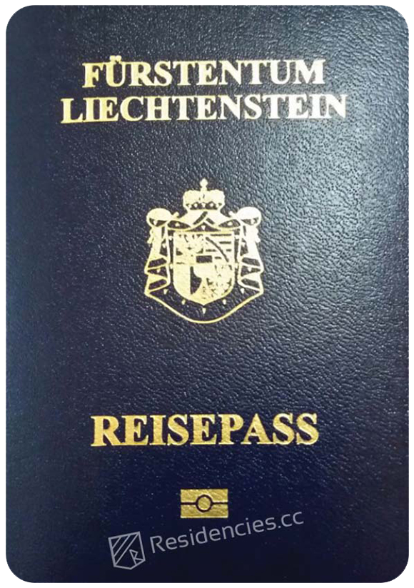 Passport of Liechtenstein, henley passport index, arton capital's passport index 2020