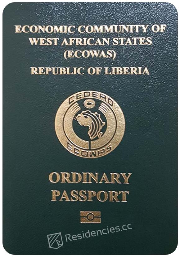 Passport of Liberia, henley passport index, arton capital's passport index 2020